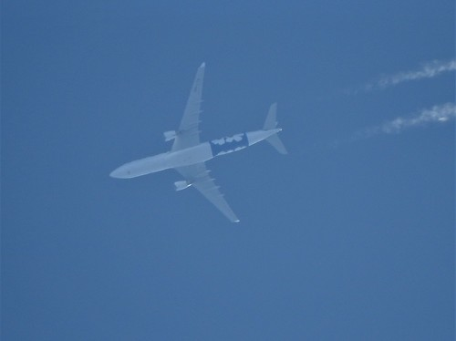 FINNAIR 8CA  at FL410