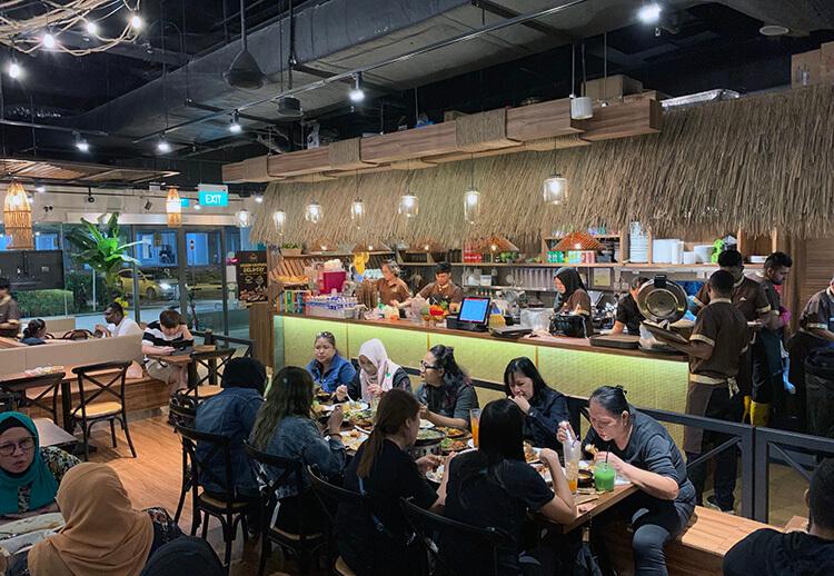 Yassin Kampung Restaurant