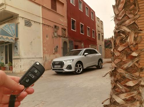 Essai Audi Q3 2019 Sline