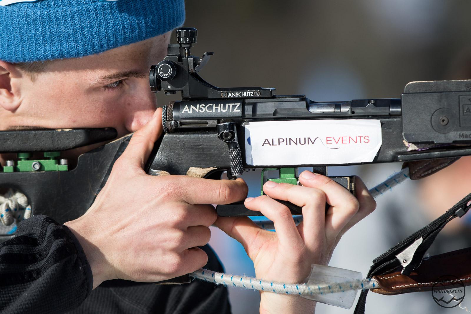 Biathlon Alpinum Les Contamines 2019 (111)
