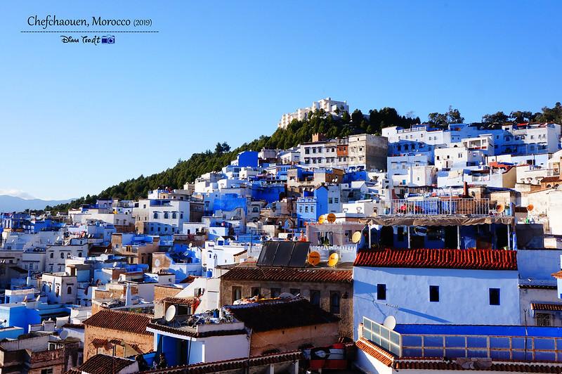 Morocco Chefchaouen City 01