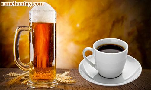 Người rối loạn thần kinh thực vật không nên sử dụng các loại rượu, bia hay cà phê
