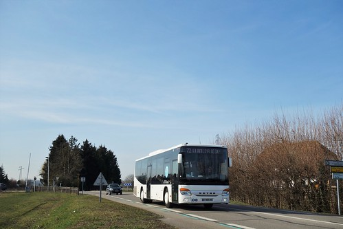 Setra S 415 LE Business  -  Strasbourg, CTS