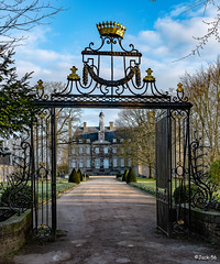 _DSF2220 - Château de Flers. - Photo of Montilly-sur-Noireau