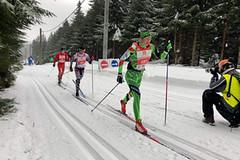 Silvini Madshus Team zdolal čtyři velikány a chystá se na finiš Visma Ski Classics
