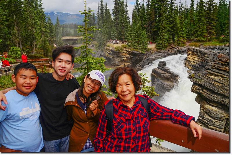 Athabasca Falls  (10)