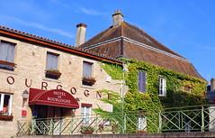 Hotel de Bourgogne, Abbaye de Cluny, Saône-et-Loire, France. - Photo of Saint-Maurice-de-Satonnay