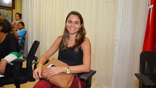 Promotora que ajuizou ação contra supostos matadores de sindicalista vai deixar Rurópolis, Promotora Mariana Dantas