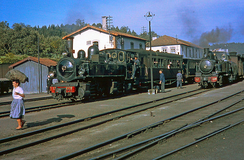 CP E170 & CP E96-Sernada do Vouga, 8 May 1964