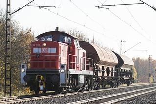 D DBC 294 598-8 Thüngersheim  07-11-2018