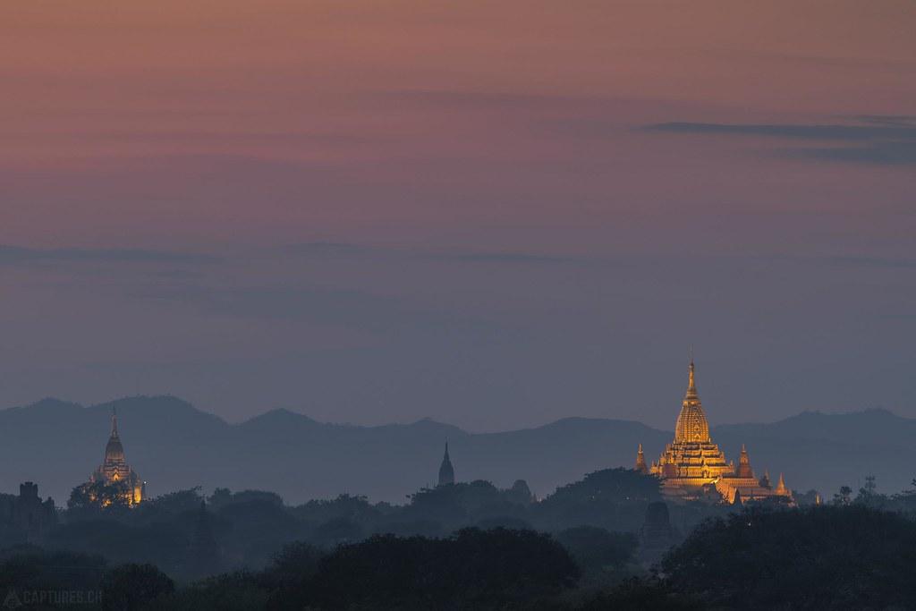 Night in Bagan - Bagan