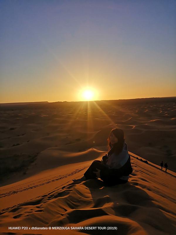 Morocco Merzouga Sahara Desert Tour Sunrise