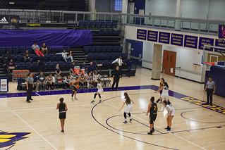 WHCL Women's Basketball vs Taft: Student Perspective