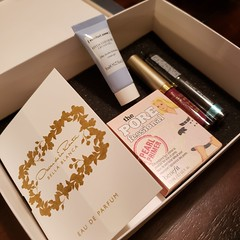 Genifer's Birchbox for February