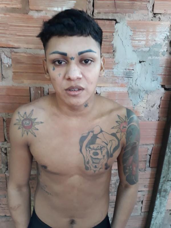 Lourinho, preso por acusação de homicídio, em Santarém