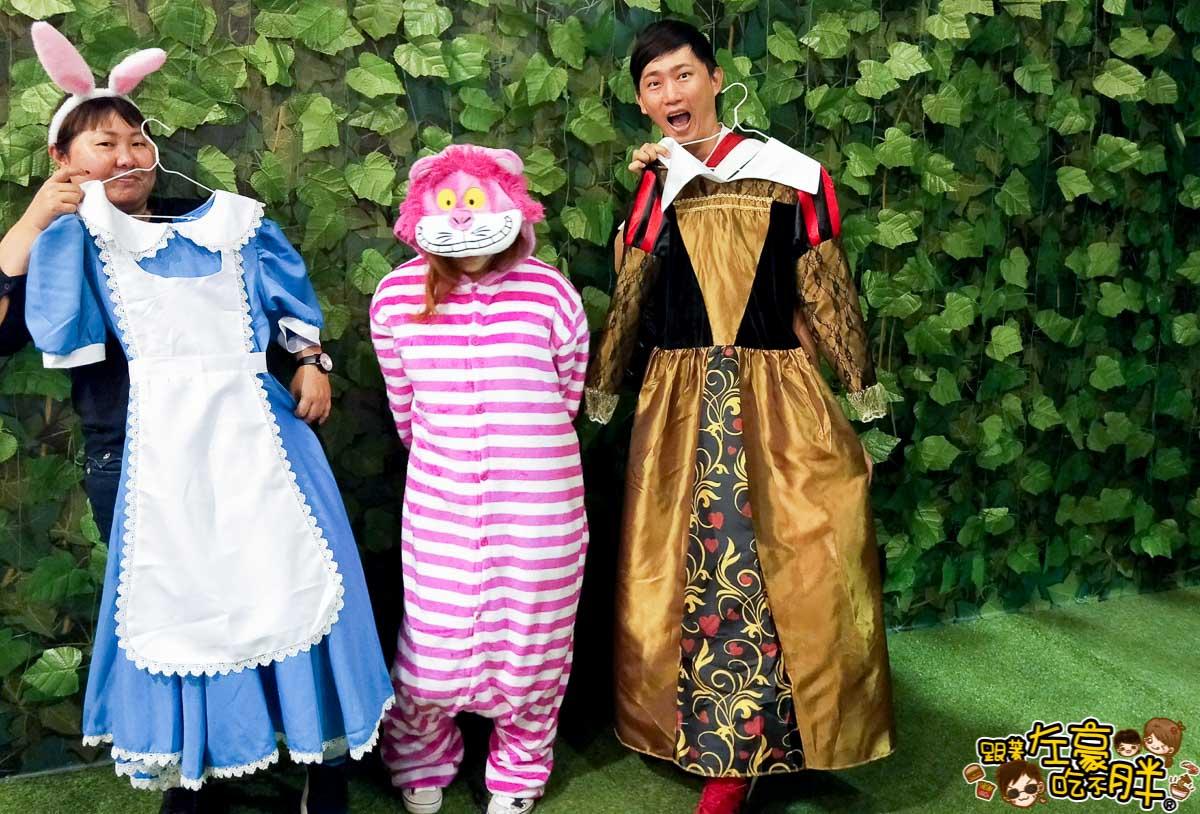 夢時代來偶的童話樂園-2