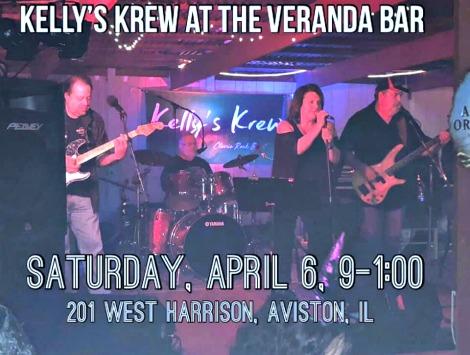 Kelly's Krew 4-6-19