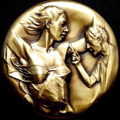 1999 Brookgreen Gardens Medal obverse