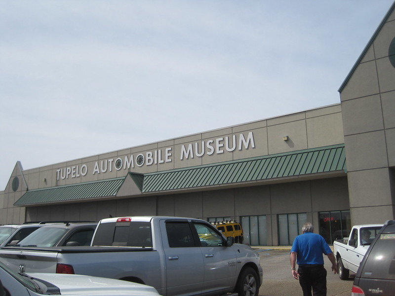 3/19 Tupelo Automobile Museum