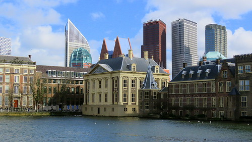 Den Haag - old & new