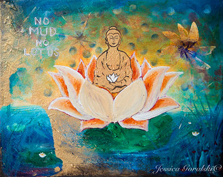 No Mud No Lotus
