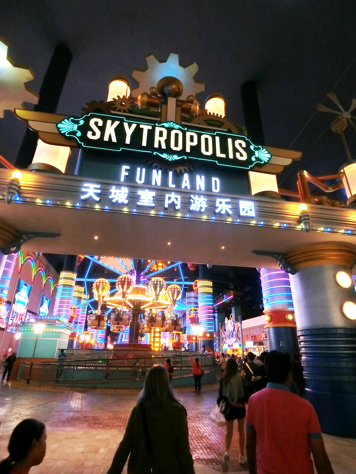 Genting_Highlands_Skytropolis_Indoor_Amusement_Park_1