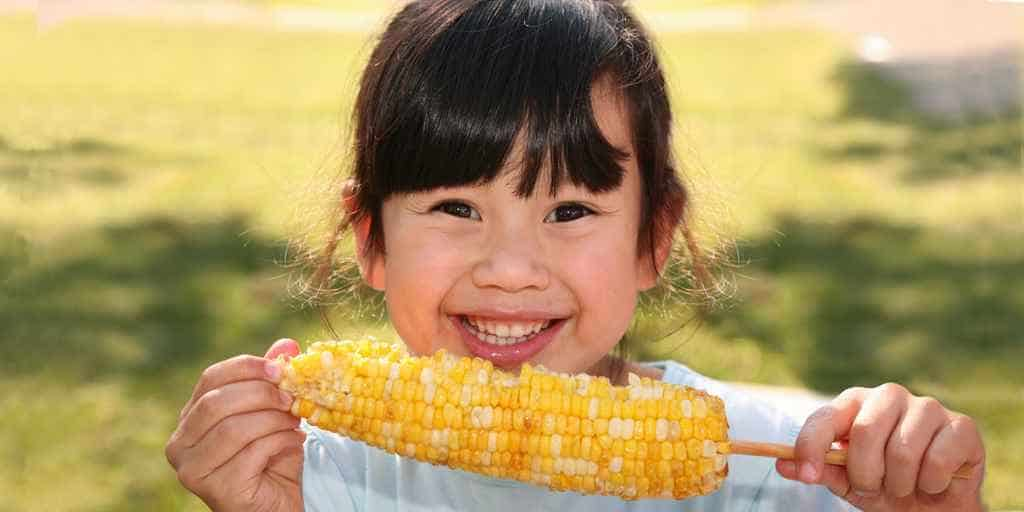 Le maïs et d'autres cultures peuvent être édités par le pollen