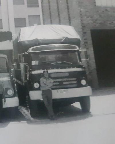 Barreiros Super Azor 1967 Transports Francisco Parramon