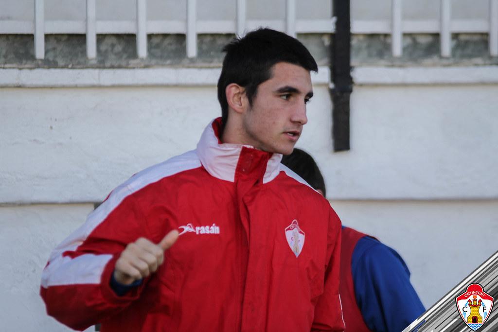 Ontinyent CF - Lleida Esportiu