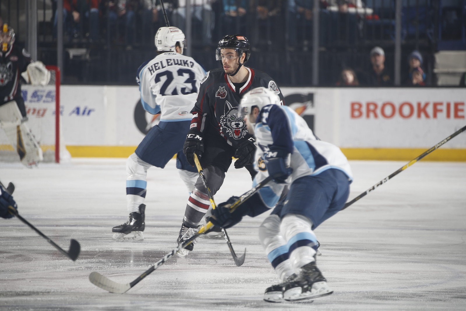 March 10, 2019 vs. Milwaukee Admirals