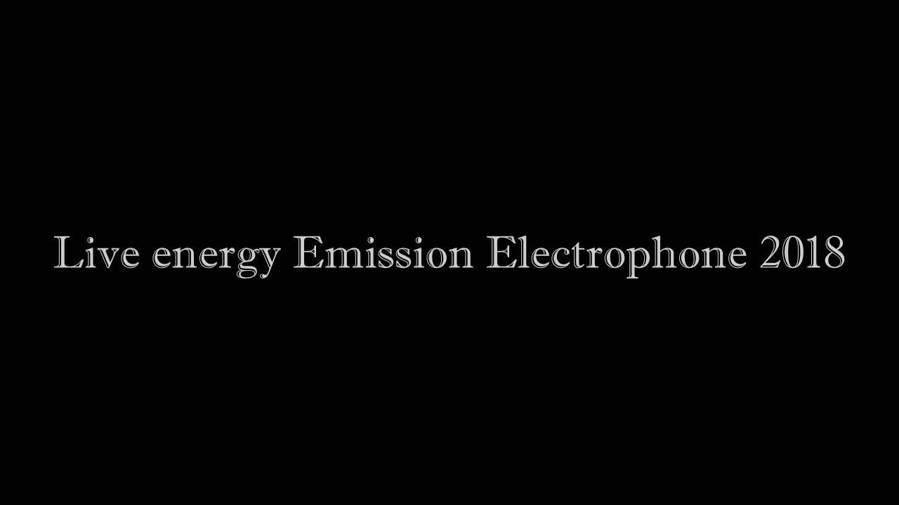 Diaporama Live Energy Electrophone 2018 720p