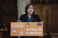 dt., 19/03/2019 - 18:16 - 20.03.2019 Barcelona. Trobada de voluntarios del Programa Radars.