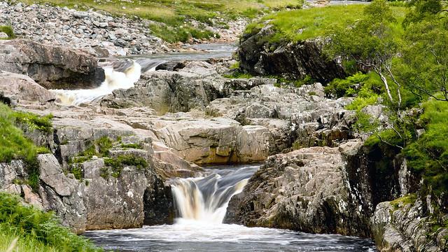 River Etive, Canon EOS 60D, Canon EF 70-200mm f/4L