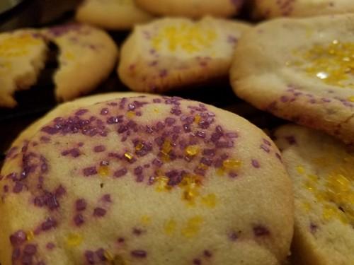 Gramma Cookies on Gramma's Birthday
