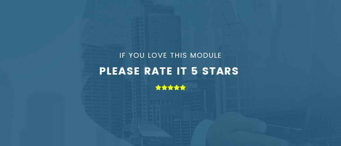 rate this module 5 stars - Ap Marketplace Pro PrestaShop Marketplace Module
