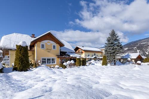 Winterurlaub im Skigebiet Nassfeld
