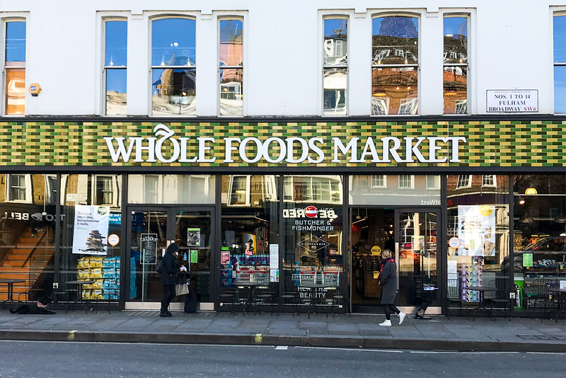 Whole Foods Fulham