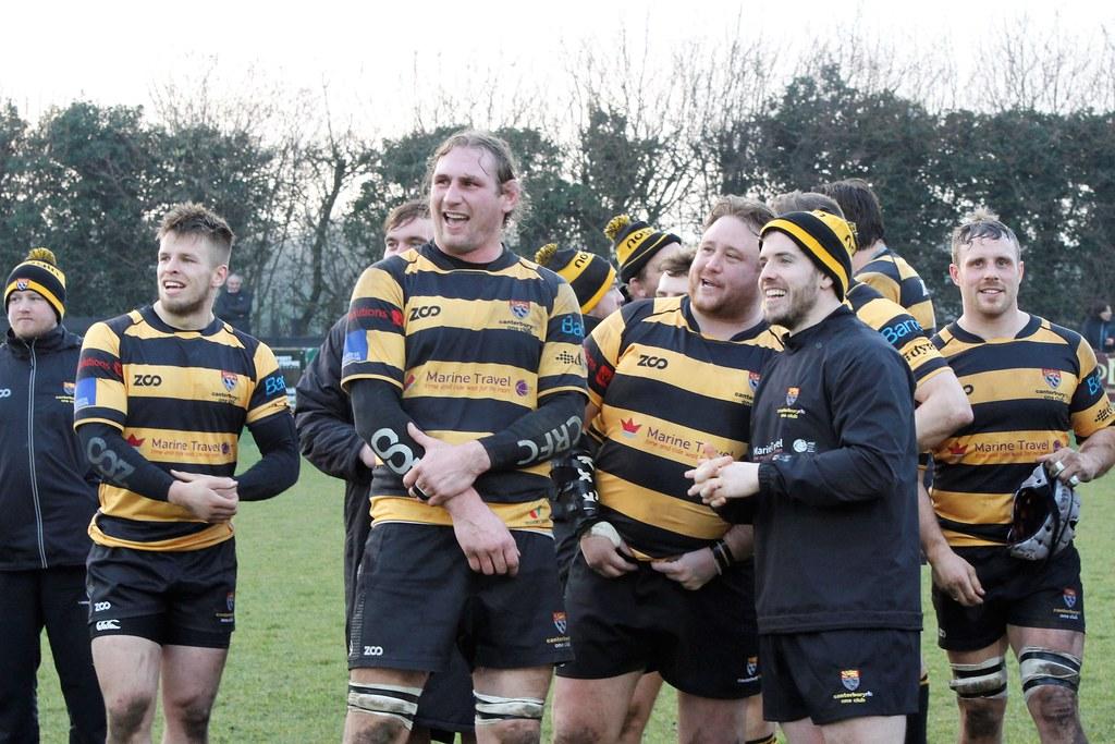 v Birmingham & Solihull | 16 February 2019 | Canterbury Rugby Club