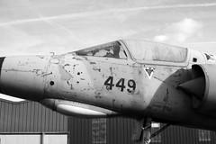 Dassault Mirage IIIE 449/QL à Albert