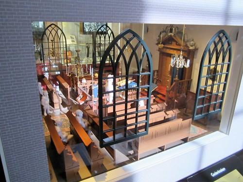 Inzicht in de synagoge