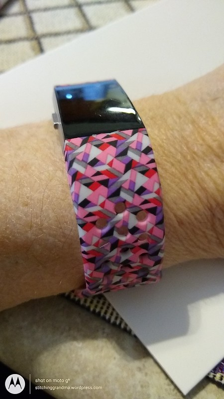 new fitbit band