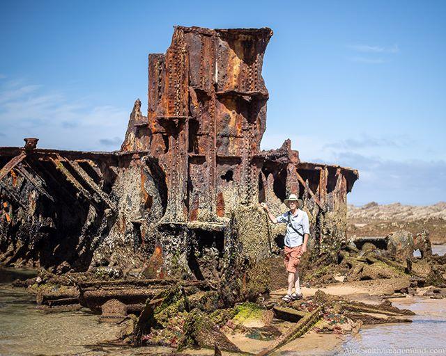 A great day visiting the 1902 wreck near Glentana . #contentcreator=@imagemundi . #gardenroute #beach #holiday #shipwreck #glentana #southerncape #imagemundiphoto #content #influencer