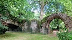 Périgueux, remains of the Roman amphitheatre - Photo of Périgueux