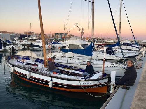 Galatzo al port