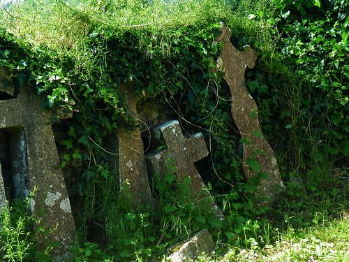 20090531 107 1110 Jakobus Sauvelade Klosterkirche Kreuze