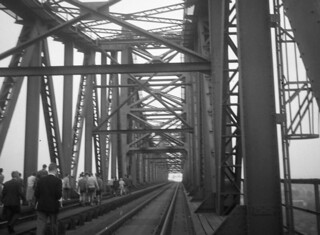 Hochbrücke Wanderung, Rendsburg
