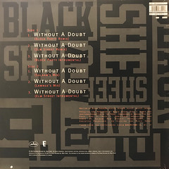 BLACK SHEEP:WITHOUT A DOUBT(JACKET B)
