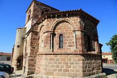 43 Azerat - Eglise St-Jean-Baptiste XI XII XV