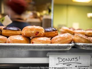 The Butchers Son - Doughnuts