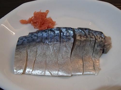 日本からインドへ持ち帰ったしめ鯖、シメサバ、〆鯖。 もう最高の極致 ...